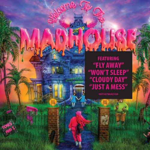 CD TONES AND I - WELCOME TO THE MADHOUSE
