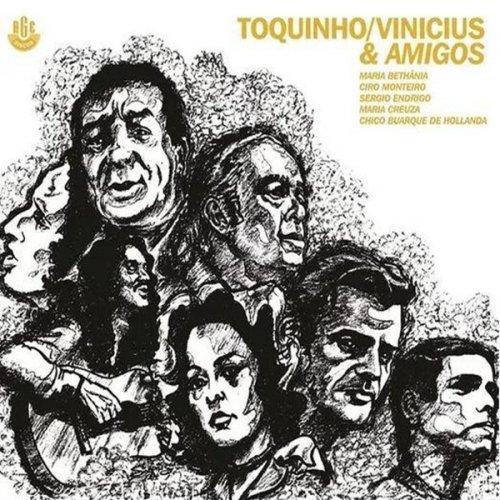 CD TOQUINHO, VINICIUS & AMIGOS - CHICO , BETHÂNIA & OUTROS