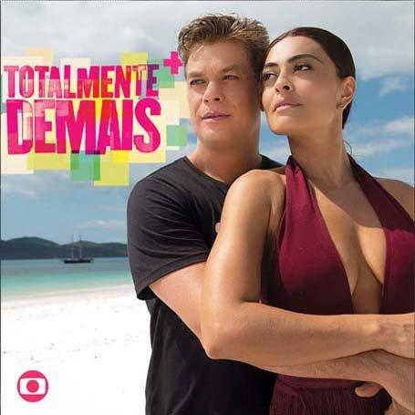 CD TOTALMENTE DEMAIS - NACIONAL (TRILHA SONORA DE NOVELAS)