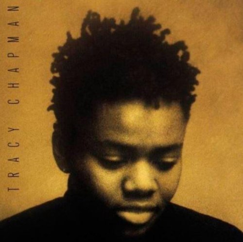 CD TRACY CHAPMAN - TRACY CHAPMAN