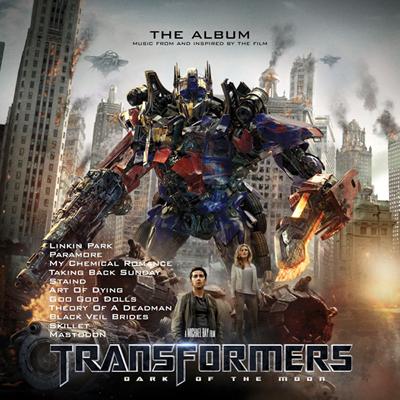 CD Transformers: Dark of the Moon - Trilha Sonora Original
