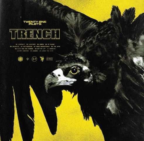CD TWENTY ONE PILOTS - TRENCH