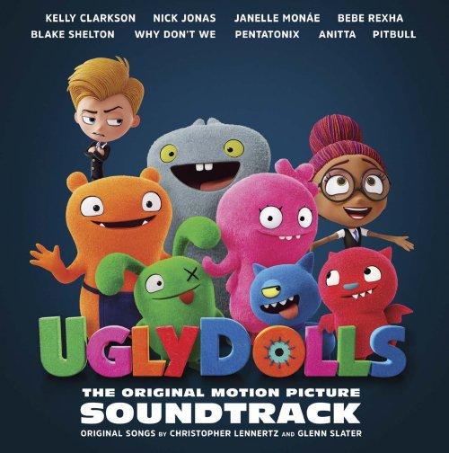 CD UGGLY DOLLS - TRILHA SONORA DO FILME