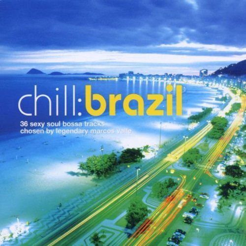 CD VARIOS - CHILL - BRAZIL (DUPLO)