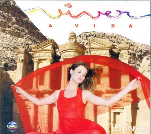 CD  VIVER A VIDA -  LOUNGE (TRILHA COMPLEMENTAR DA NOVELA)