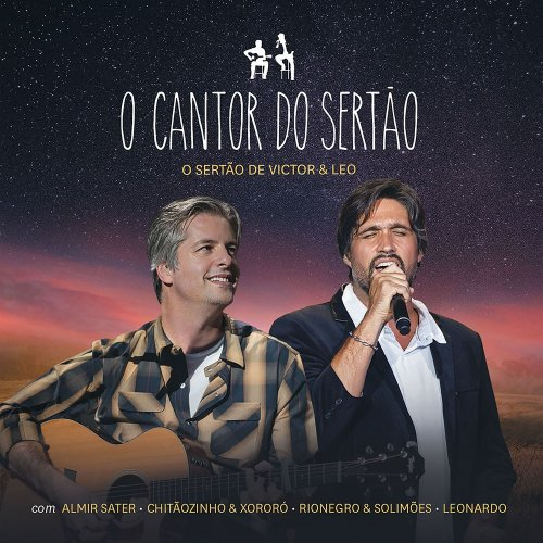 CD VICTOR & LEO - O CANTOR DO SERTAO