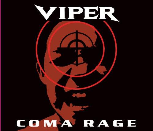 CD VIPER - COMA RAGE (REMASTERIZADO 2021 - CD COM 24 FAIXAS)