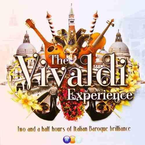 Cd Vivaldi The Experience