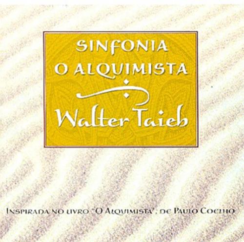 CD WALTER TAIEB - SINFONIA O ALQUIMISTA