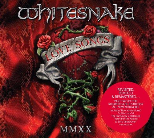 CD WHITESNAKE - LOVE SONGS - PRÉ-VENDA 04/12