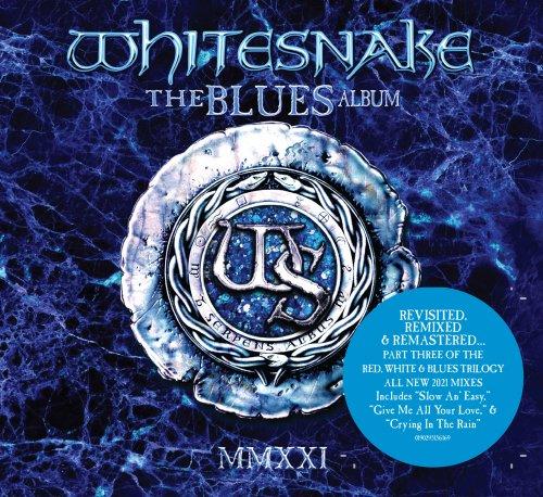 CD WHITESNAKE - THE BLUES ALBUM  (2020 REMIX)