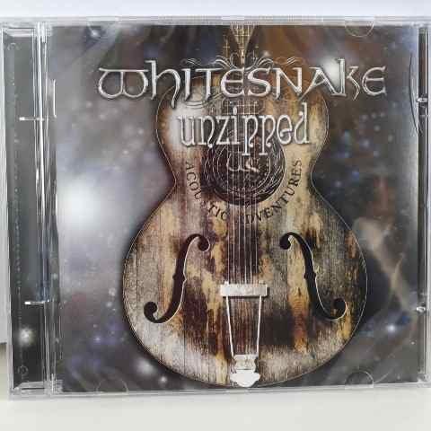 CD WHITESNAKE - UNZIPPED... LOVE SONGS