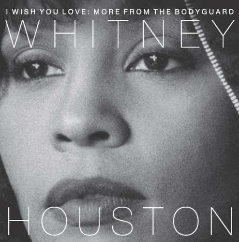 Cd Whitney Houston - I Wish You Love More From The Bodyguard