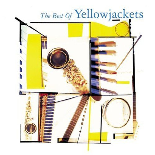 CD YELLOWJACKETS - THE BEST OF YELLOWJACKETS
