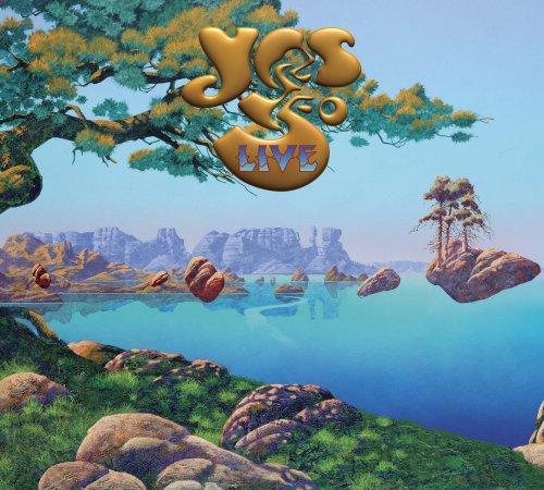 CD YES 50 (LIVE) - EMBALAGEM COM 2 CDs EM DIGIPACK
