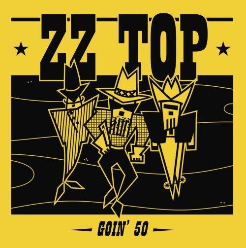CD ZZ TOP - BEER DRINKERS & HELL RAISERS - GOIN' 50