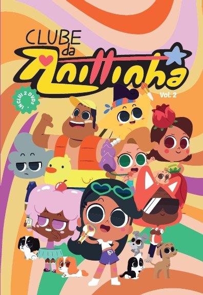 CLUBE DA ANITTINHA VOL. 2 -  COMPRE JUNTO O DVD E O CD