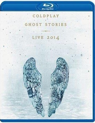 COLDPLAY (BLURAY+CD) GHOST STORIES LIVE 2014