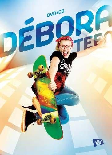 DVD+CD DÉBORA SCHMITZ - DÉBORA TEEN