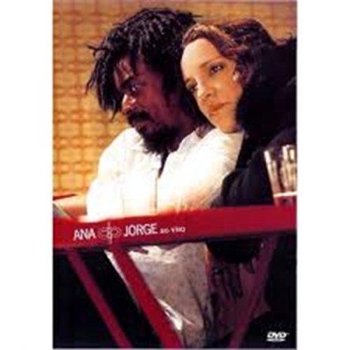 DVD ANA CAROLINA E SEU JORGE - ANA E JORGE (PRIME SELECTION)