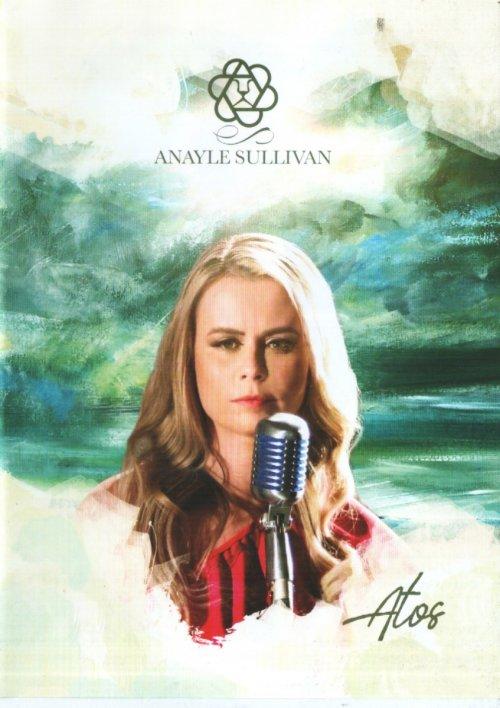 DVD ANAYLE SULLIVAN - ATOS
