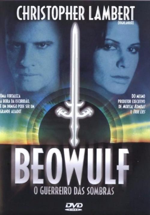 DVD BEOWULF - O GUERREIRO DA SOMBRA - FILME