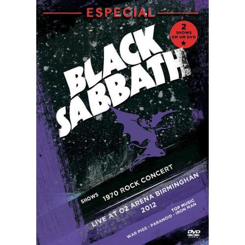 DVD BLACK SABBAT - SPECIAL