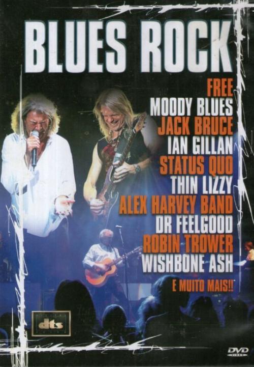 DVD BLUES ROCK ANTHOLOGY