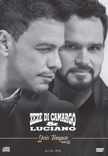 Dvd+cd Zezé Di Camargo & Luciano - Dois Tempos - Parte 2