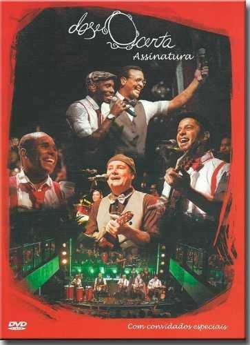 DVD DOSE CERTA - ASSINATURA - AO VIVO LAPA 40º