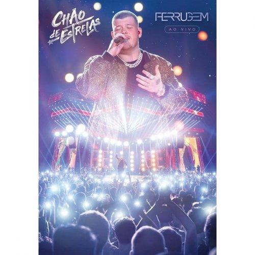 DVD FERRUGEM - CHÃO DE ESTRELAS