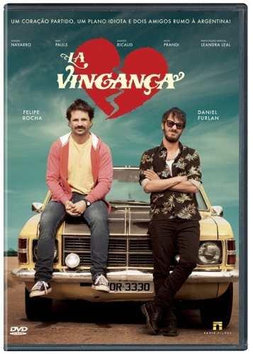DVD LA VINGANÇA - FILME