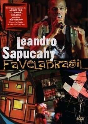 DVD LEANDRO SAPUCAHY - FAVELA BRASIL 1