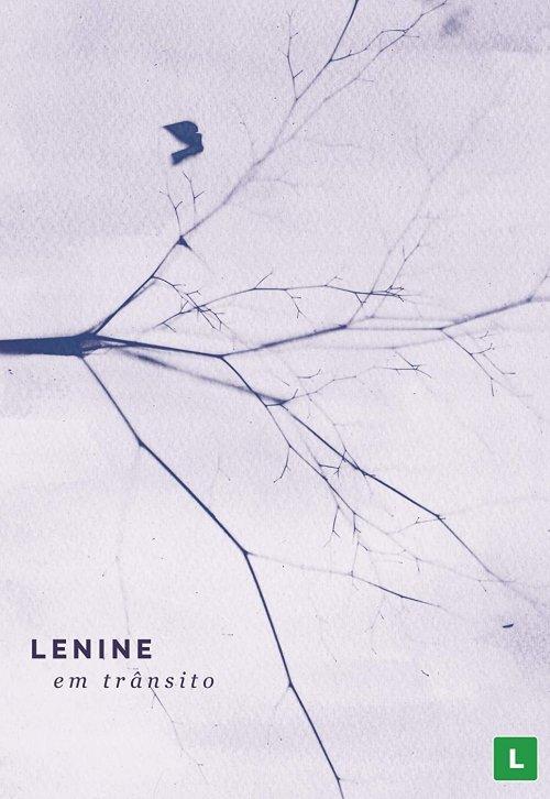 DVD LENINE - EM TRÂNSITO