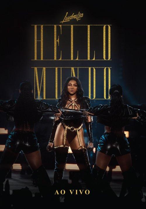 DVD LUDMILLA - HELLO MUNDO