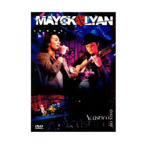 DVD MAYCK & LYAN - ACÚSTICO AO VIVO