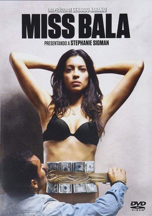 DVD MISS BALA - IMPORTADO