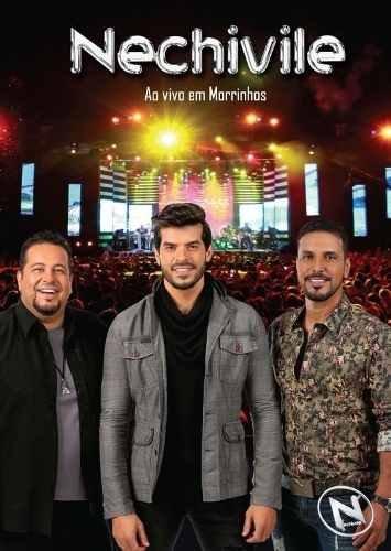 DVD NECHIVILE - AO VIVO EM MORRINHOS