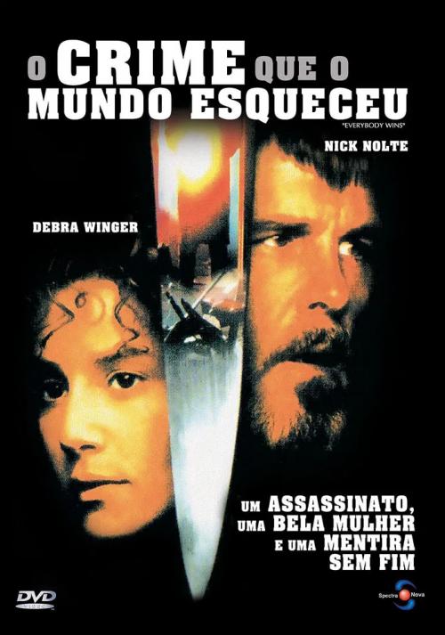 DVD O CRIME QUE O MUNDO ESQUECEU - FILME