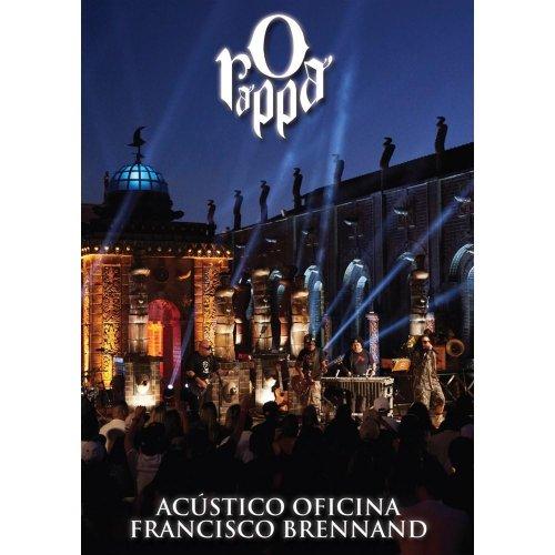 DVD O RAPPA - ACUSTICO OFICINA FRANCISCO BREN