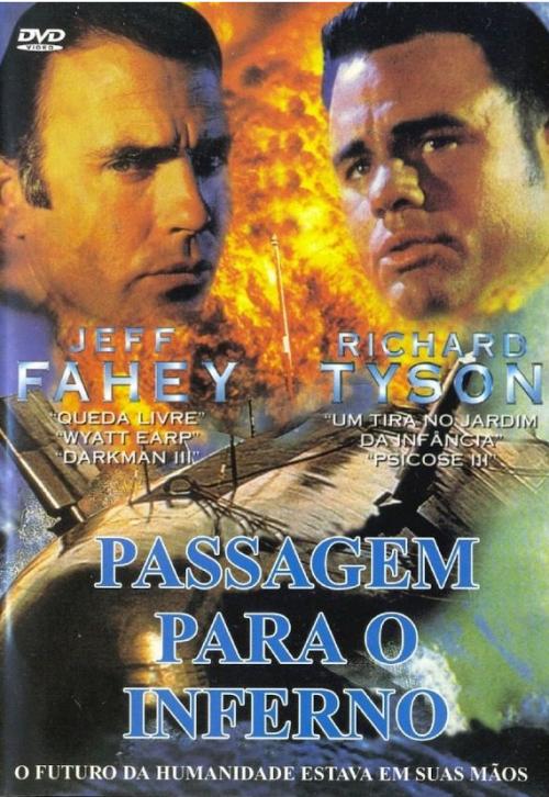 DVD PASSAGEM PARA O INFERNO - FILME