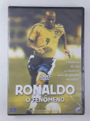 CD RONALDO - O FENÔMENO - A HISTÓRIA DO MITO