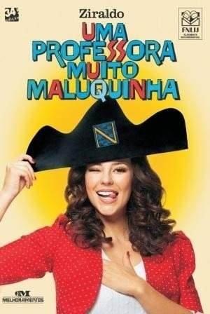 DVD UMA PROFESSORA MUITO MALUQUINHA - FILME COM PAOLA OLIVEIRA
