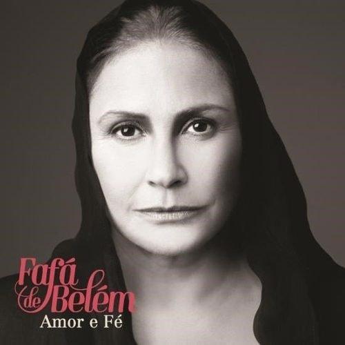 Fafá De Belém - Amor E Fé Cd