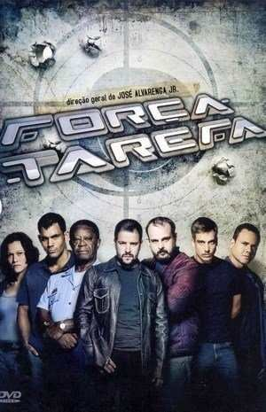 Força Tarefa - 3 Discos Dvd