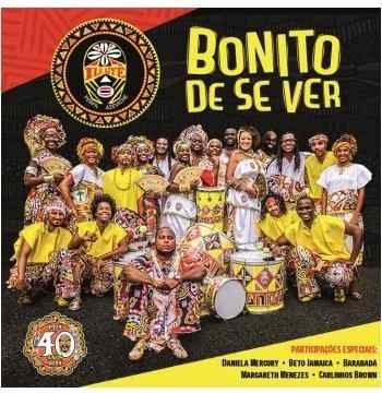 Ile Ayiê - Bonito De Se Ver (cd Original Lacrado)