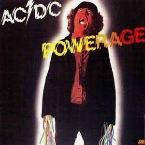 LP VINIL AC/DC - POWERAGE - IMPORTADO