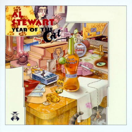 LP VINIL AL STEWART - YEAR OF THE CAT