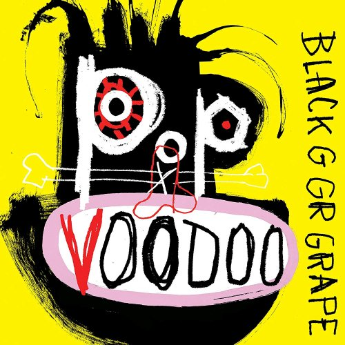 LP VINIL BLACK GRAPE - POP VOODOO
