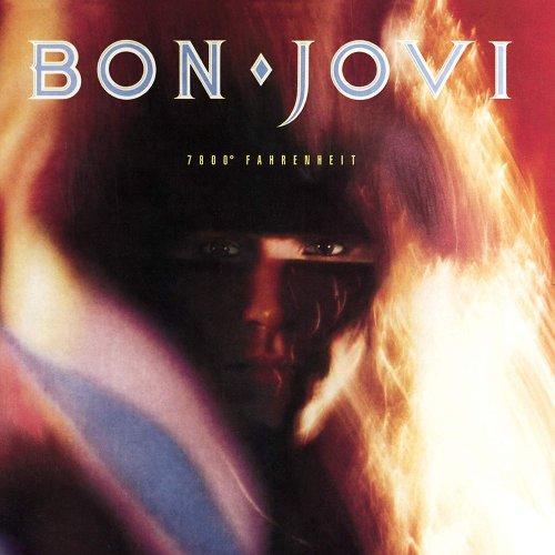 LP VINIL BON JOVI - 7800º FAHRENHEIT